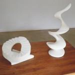 #3 Dume, sculptures. Limestone